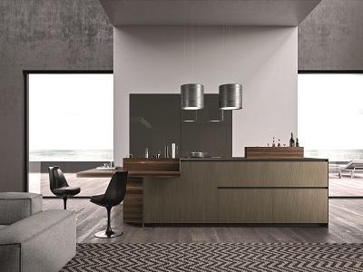 Strakke Design Keukens : Alumina keuken strak design comprex amsterdam