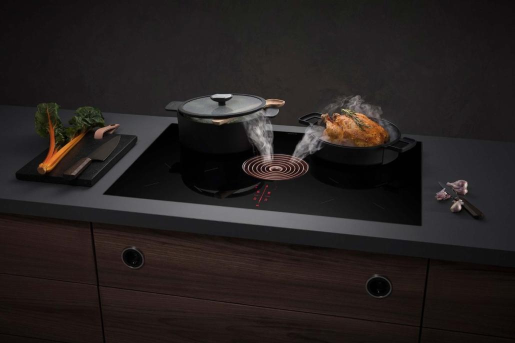 Nieuwe kookplaat van BORA model Pure